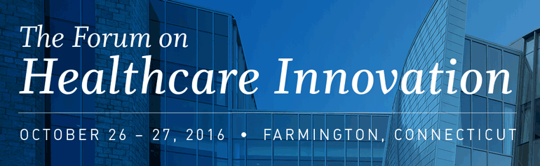 The Forum on Healthcare Innovation Logo