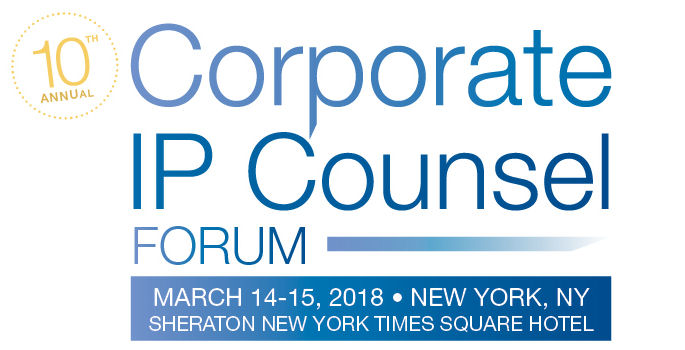 Corporate IP Counsel Forum logo