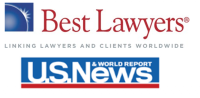 Best Law Firms US News logos