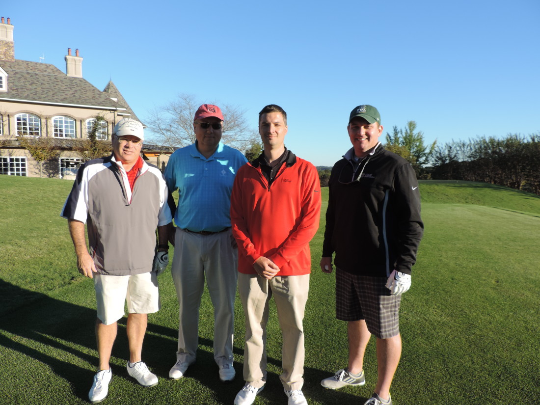 Cantor Colburn at CIP CUP 2017 Golf Outing photo