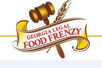 2019 Legal Food Frenzy Logo
