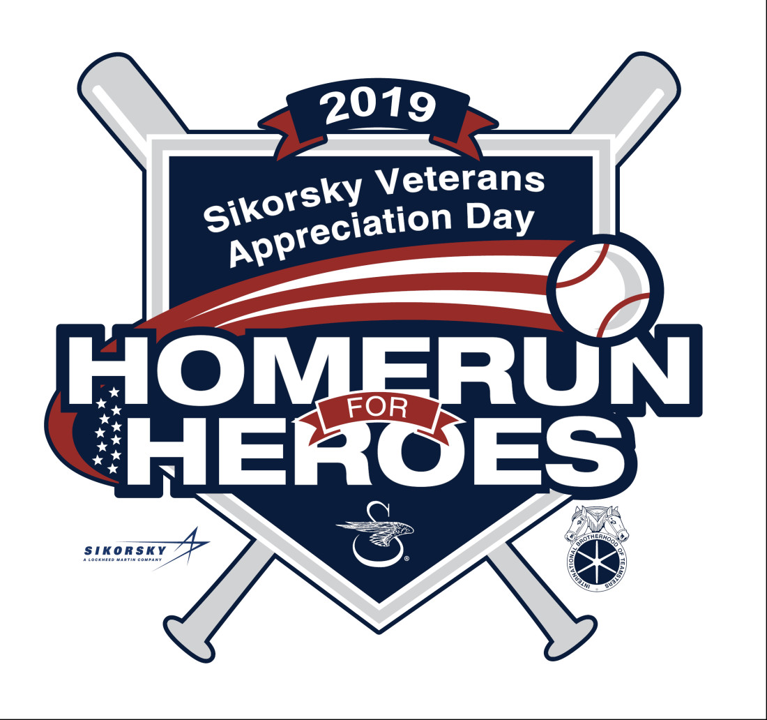 Sikorsky Homerun for Heroes logo 2019