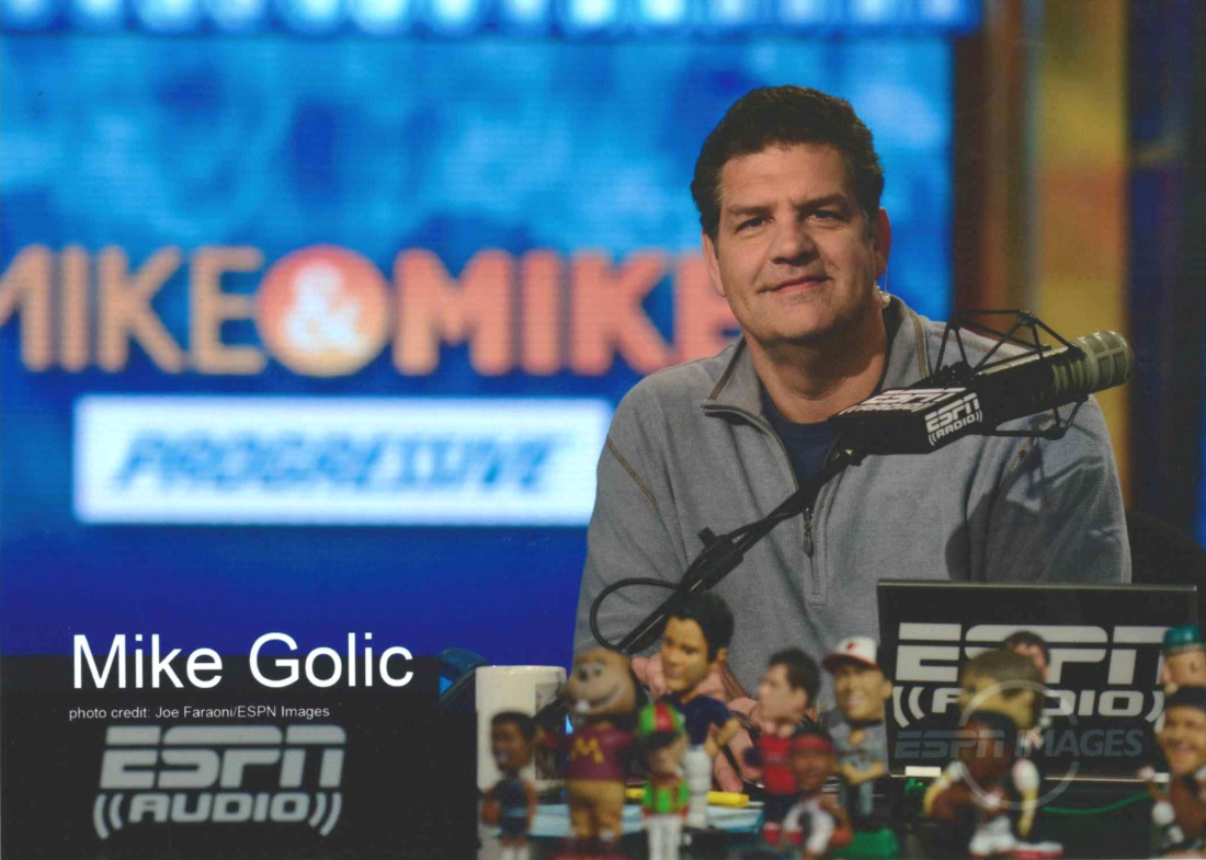 Mike Golic, Mike & Mike Show
