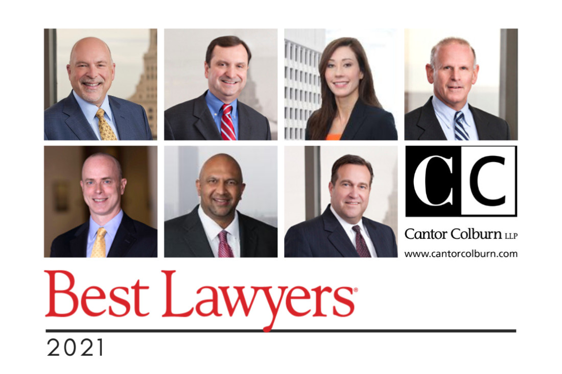 Best Lawyers at Cantor Colburn 2021