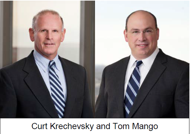 Curt Krechevsky and Tom Mango photographs