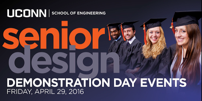 UConn Senior Design Day 2016
