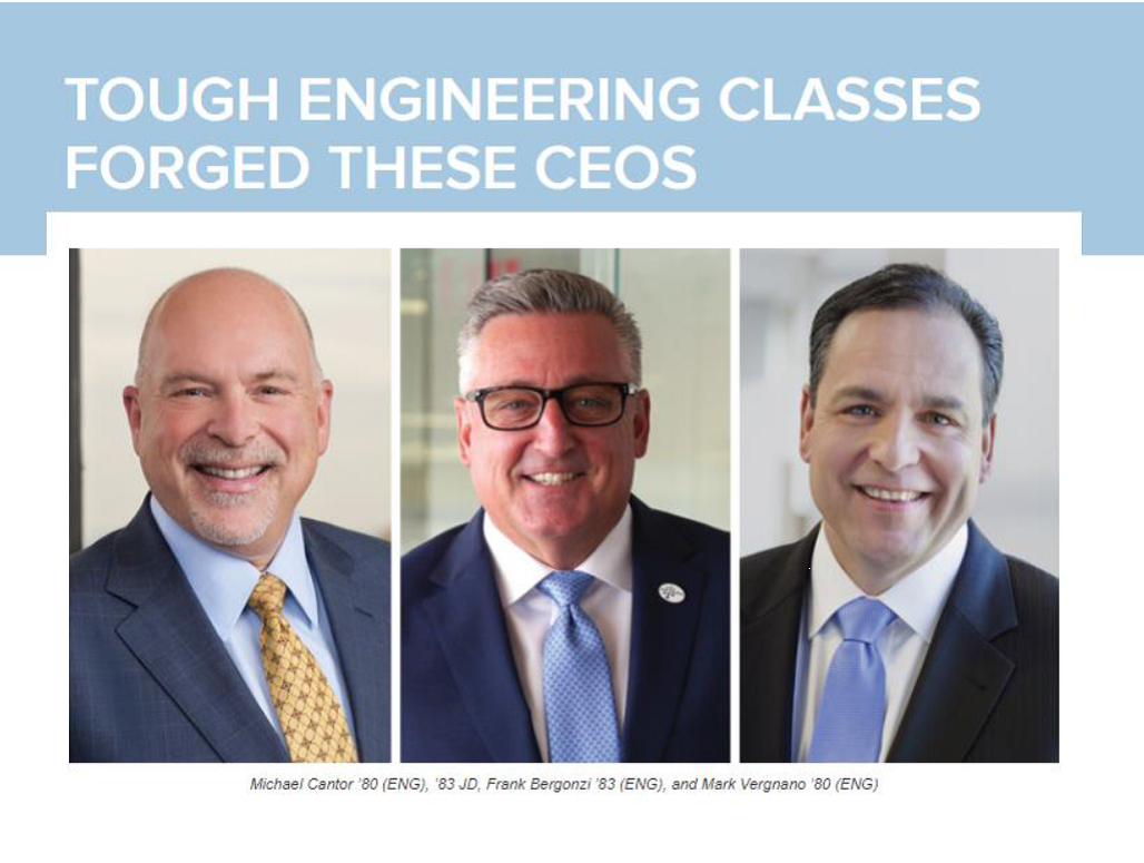 UConn Engineering CEOs