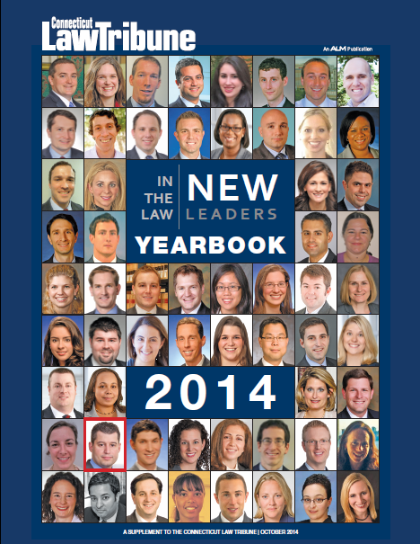 New Leaders in the Law Yearbook Cover