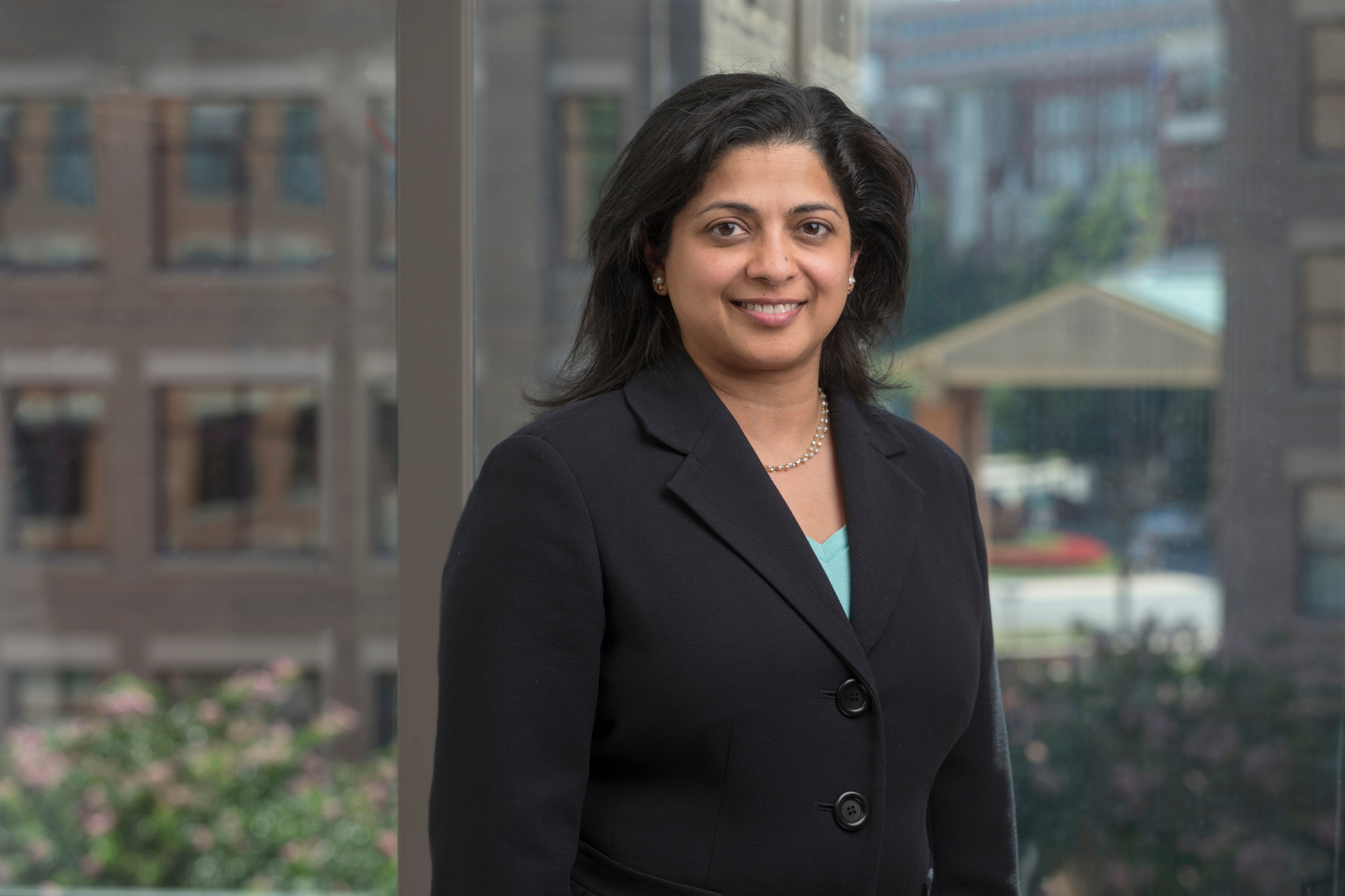 Photo of Usha M. Parker