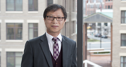 Photo of Jay J. Jang, Ph.D.